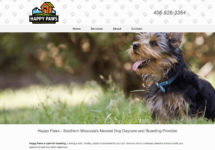 Happy Paws Dog Daycare & Boarding