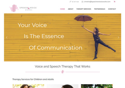 Speech & Voice Works