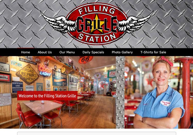 Filling Station Grille
